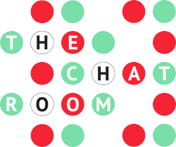 The Chat Room Logo